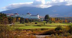 Mount Washington Omni Hotel - 9 Day Classic New England #newhampshire #mtwashington #gate1travel