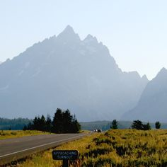 Check out this slideshow Riding the high road  in this list An All-American Road Trip