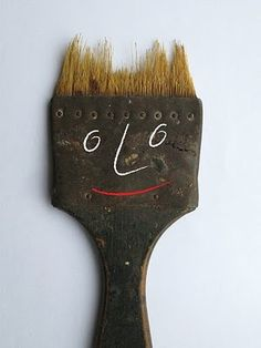lovely paint brush people