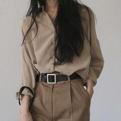 A look, fashion Mode Outfits, Casual Outfits, Fashion Outfits, Womens Fashion, Fashion Hacks, Korean Outfits, Fashion Ideas, 40s Mode, Inspiration Mode