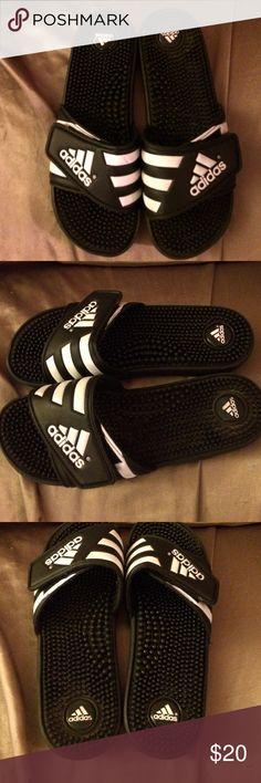 Adidas Adidas diapositivas diapositivas, Adidas y zapatillas de Atletismo