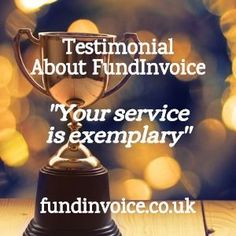 """A facilities management company In Scotland told FundInvoice we provided an """"Exemplary"""" invoice finance broker service. Call 03330 113622 for help. #FacilitiesMgmt #Scotland #invoicefinance #fundinvoice Waste Management Services, Facility Management, Management Company, Construction Finance, Construction Sector, Scotland"""