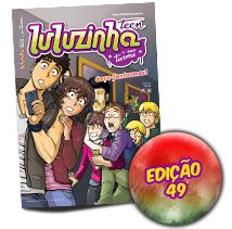 Luluzinha Teen 49 – Caça-fantasmas!