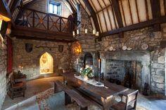 medieval tower castle read castles hall