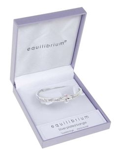 """Silver Plated guardian angel bangle- inscribed with """"Guardian Angel Stay by my side...."""" and fixed angel to the front  **delivery of this item is approximately 10 days"""