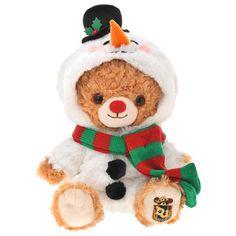【公式】ディズニーストア|ユニベアシティ ぬいぐるみ専用コスチューム クリスマス 雪だるま: |ディズニーグッズ・ギフトの公式通販サイトDisneystore