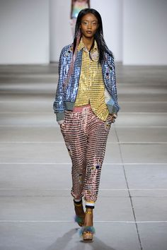 London FW S/S 2015 Ashish. See all fashion show at: http://www.bookmoda.com/?p=32180 #spring #summer #ss #fashionweek #catwalk #fashionshow #womansfashion #woman #fashion #style #look #collection #london #ashish