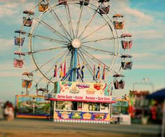 first funfair