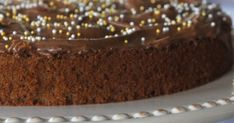 Denna kaka lade jag ut en bild på för ett tag sedan på min fb-sida & flera ville gärna ha receptet. Givetvis vill jag dela med mig av detta...