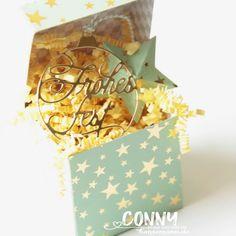 Ist das zu glauben, in 43 Tagen ist schon Weihnachten!   Aber immerhin noch genug Zeit um kleine Geschenke, schöne Karten und Geschenka...