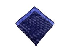 Dotted Pocket square (more colour available)