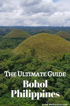A visit to the Philippines is incomplete without a stopover at the mesmerising #Bohol Island. Here are my 'Best things to do in Bohol #Philippines' with some helpful tips to make the most of your trip.