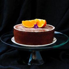 Flourless Orange And Almond Cake Bbc