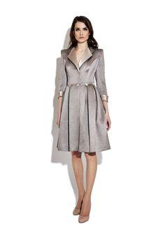 Coatdresses – Page 5 – Catherine Walker Coat Dress, Dress Up, Shirt Dress, Elegant Outfit, Classy Dress, Catherine Walker, Mothers Dresses, Brown Fashion, Royal Fashion