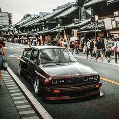 BMW E30 M3 Bmw E30 M3, E46 M3, Bmw Vintage, Small Trucks, Vehicles, Cars, Garage, Autos, Carport Garage