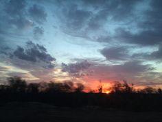 Céu do sertão