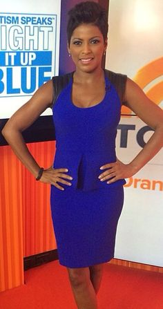 Tamron Hall - The Today Show