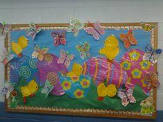 2nd grade Spring art. Pastel butterflies!