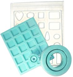 resin mold: plastic or silicone? Very useful information!!!