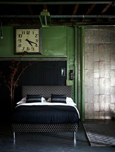 """Dark Bedrooms in the July Issue of """"House and Garden"""" ♥ Тъмни спални в юлското издание на """"Дом и градина"""" 