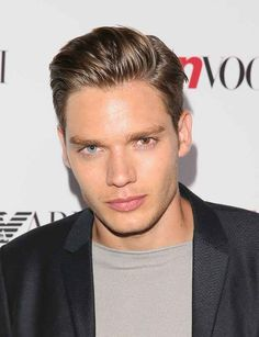 Another Taylor Swift music video, another hella hot actor or model to start swooning over. This time, it's British actor Dominic Sherwood.