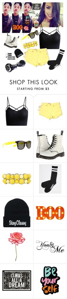 """date with CAM DALLAS!"" by kaitlynwoods1601 ❤ liked on Polyvore featuring beauty, Denim & Supply by Ralph Lauren, Vans, Dr. Martens, Mixit, Carhartt, Universal Lighting and Decor and Oliver Gal Artist Co."