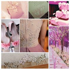 debut ideas Be a Blooming Debutante with Our Cherry Blossoms Moodboard Debut Themes, Debut Ideas, Debut Planning, Fashion Illustration Dresses, Girly Things, Girly Stuff, Office Fashion, Get The Look, Cherry Blossoms