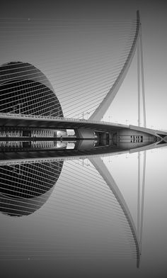 photography B&W long exposure photography workshop Valencia Spain, February - Only 2 places available Valencia Spain, Santiago Calatrava, Photography Workshops, Archer, Art And Architecture, Black And White Photography, Fine Art, Building, Travel