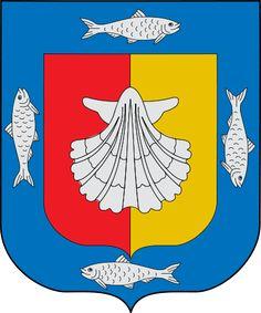 Coat of arms of Baja California Sur - Mexico