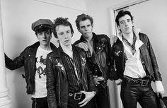 The Clash in 1979.