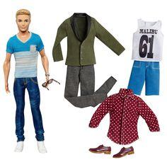 Ken and Fashion Giftset