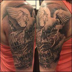 cool Top 100 dove tattoos - http://4develop.com.ua/top-100-dove-tattoos/