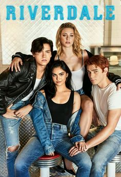 Cole sprouts, kJ spa, lili reinhart, and camila mendes