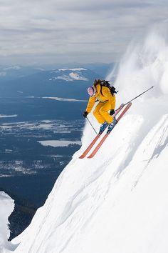 Skiing #travel #vacation #avacationrental4me