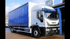 YH68 DXJ   IVECO 180E25 CURTAIN TLIFT Used Trucks For Sale, Sale Promotion, Commercial Vehicle