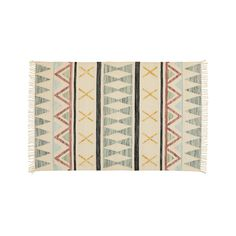 Shop Merchant Rug.  Our Merchant Rug makes it easy to add a global touch to any kids bedroom, playroom, or even your living room.  The woven construction makes it durable, while the fringe patterns on either side give it a touch of flair.