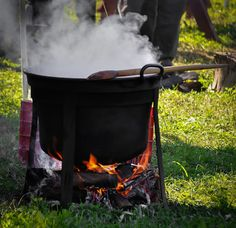 Kryssie Fortune: Witches, Cauldrens and Cooking #mfrw #bookhooks