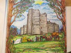 Outlander coloring book - Diana Gabaldon