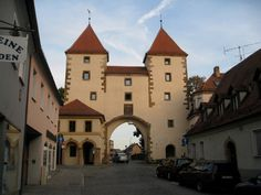 Nabburger Tor, Amberg, Germany