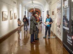 Visite du Conservatoire d'Art et d'Histoire #Annecy par les agents du #Dep_74 pendant les Journées européennes du patrimoine 2017 #hautesavoiExperience