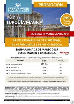 Promo Semana Santa 2015: Turquía Mágica 8 días con visitas 799 €, 29 Marzo MAD y BCN ultimo minuto - http://zocotours.com/promo-semana-santa-2015-turquia-magica-8-dias-con-visitas-799-e-29-marzo-mad-y-bcn-ultimo-minuto-3/