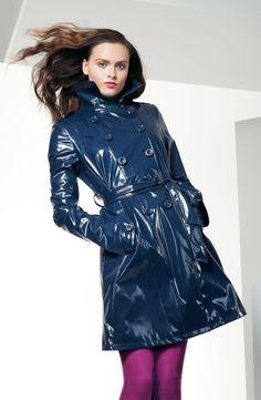 Jane Post Black Rain Slicker In 2019 Cute Raincoats