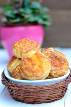 Biscuits, Muffin, Cooking Recipes, Sweets, Baking, Breakfast, Food, Breads, Sweet Pastries