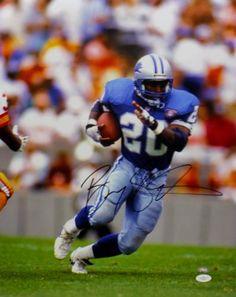 Barry Sanders Autographed Detroit Lions 16x20 Photo - JSA Certified Sports  Memorabilia 6e7a028c7