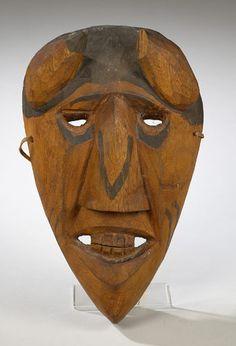 cherokee booger mask