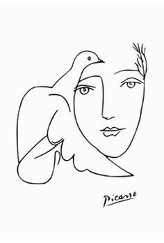 Picasso Prints, Pablo Picasso Drawings, Picasso Sketches, Picasso Art, Picasso Paintings, Art Corner, Acrylic Painting Tutorials, Color Pencil Art, Print Poster