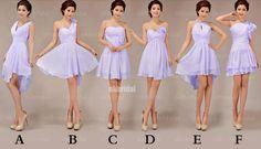 light purple bridesmaid dress cheap bridesmaid dress by okbridal, $99.99