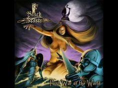 Messiah - First War of The World War Of The World, Wicca, Black Messiah, Cd Cover, Covergirl, Heavy Metal, Wonder Woman, Superhero, Disney Characters