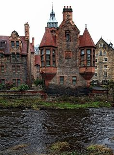 Medieval house, Edinburgh, Scotland