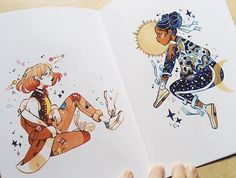Pretty Art, Cute Art, Cool Drawings, Drawing Sketches, Illustrations, Illustration Art, Poses References, Arte Sketchbook, Marker Art